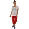 Regatta Filandra - T-shirt manches courtes Femme - blanc